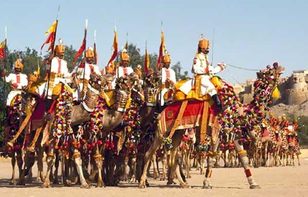 Rajasthan Battlefields