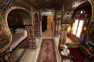 Sheesh Mahal Suite Samode Haveli Jaipur