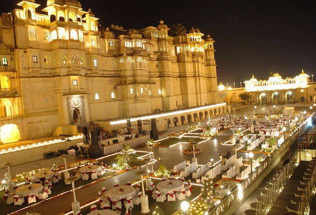 City Palace Complex