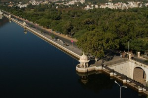 Fateh Sagar Lake